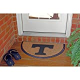 Memory COL-TN-827 Half Moon Door Mat-Tennessee