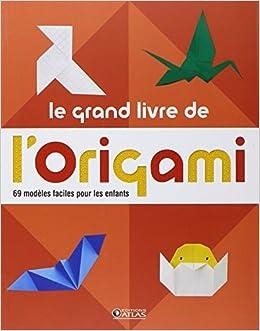 Origami Le le grand livre de l origami 9782723496162 amazon com books
