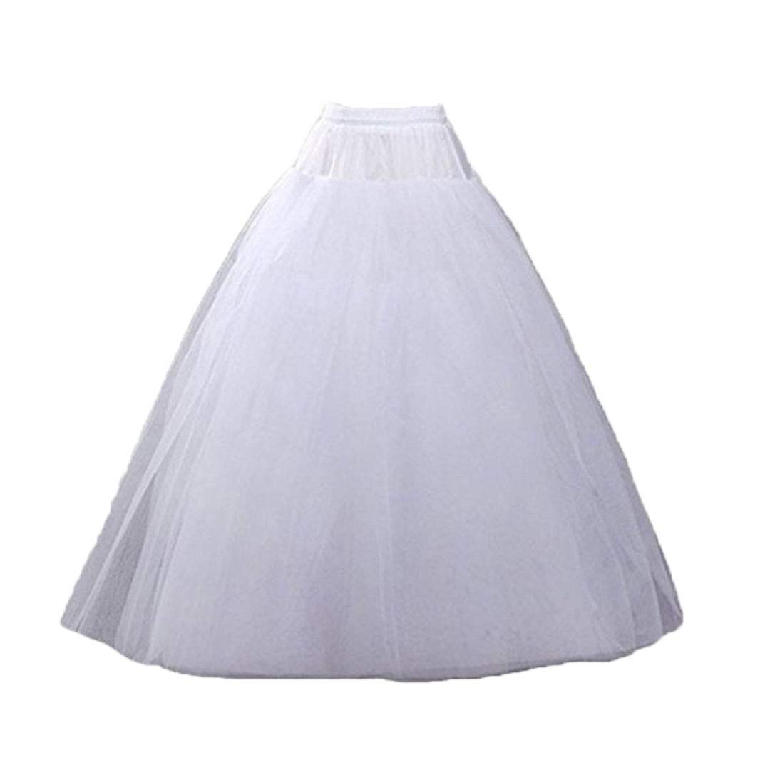 5c754458d75c2 【Style】: The A-line hoopless petticoat with one layer soft lining to  prevent scratching gentle sensitive skin, 4 Layers tulle to make your  dresses more ...