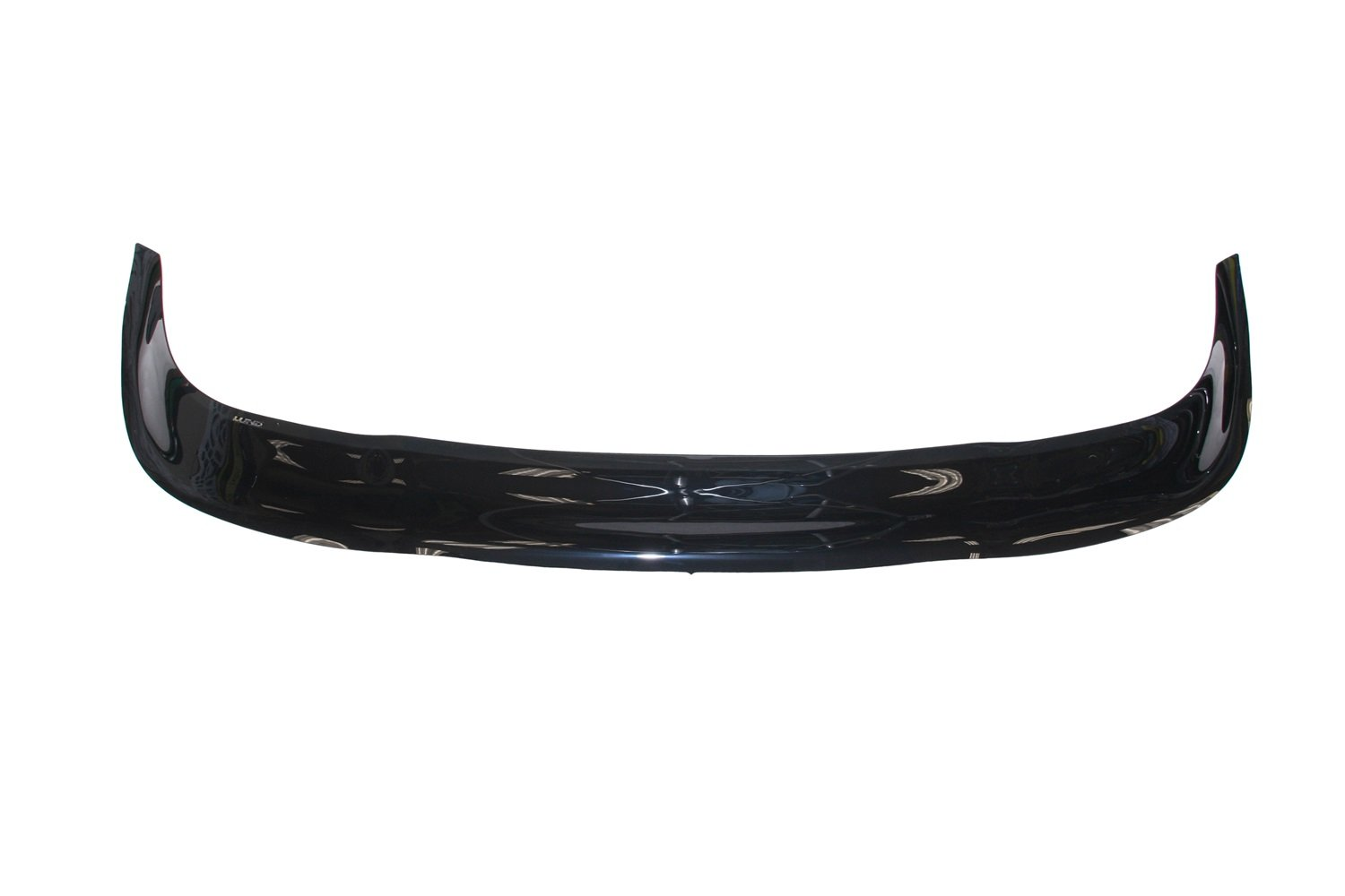 Lund 25529 Shadow Wiper Cowl Smoke Air Deflector for 2002-2008 Dodge Ram 1500, 2500, 3500 (Excludes SRT V-10 Hood)