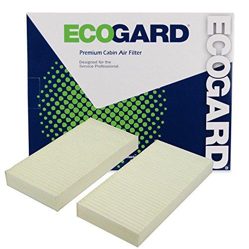 ECOGARD XC15439 Premium Cabin Air Filter Fits Honda Civic, CR-V, Element / Acura RSX, EL, CSX