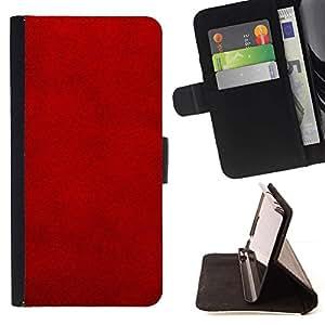 For HTC One M8 Case , Modelada terciopelo Wallpaper Lava rústica con estilo- la tarjeta de Crédito Slots PU Funda de cuero Monedero caso cubierta de piel