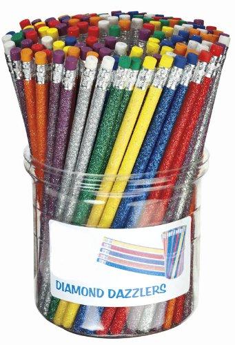 Diamond Dazzler Pencils 144 (Glitter Pencils)