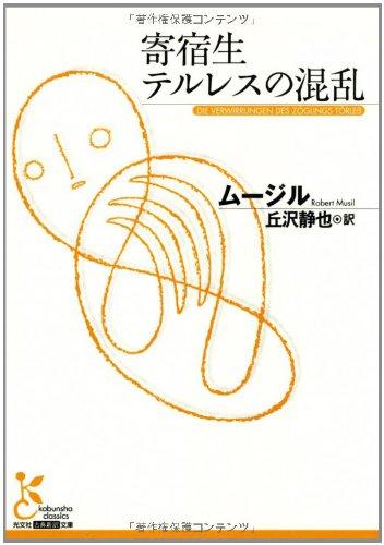 寄宿生テルレスの混乱 (光文社古典新訳文庫)