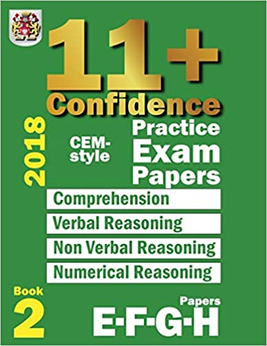 11+ Confidence: CEM-style Practice Exam Papers Book 2 ...