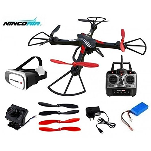 NINCOAIR NH90110 SHADE WIFI VR Virtual Reality remote control vr drone