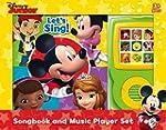 Disney Junior: Let's Sing Songbook an...