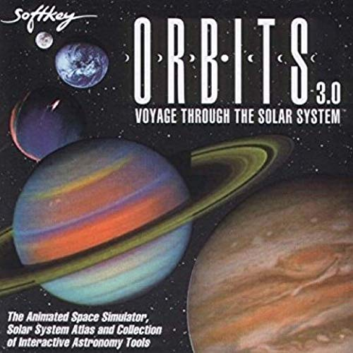 Amazon.com: ORBITS 3.0, THE ANIMATED SPACE SIMULATOR SOLAR ...