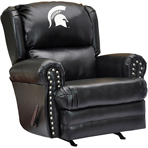 Imperial officially licensed ncaa furniture coach leather for Coach furniture