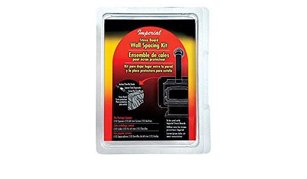 Amazon.com: Imperial Manufacturing Wall Shield Spacing Kit: Home Improvement