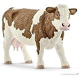 シュライヒ ファームワールド シンメンタール牛 (メス) フィギュア 13801