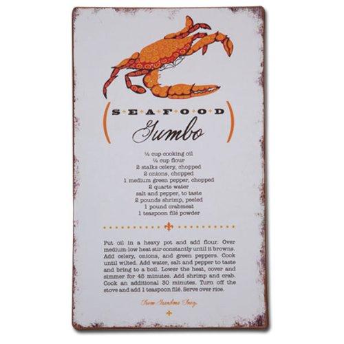 Seafood Gumbo Wall Art
