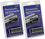 Panasonic WES9012PC Men's Electric Razor Replacement Inner Blade & Outer Foil Set