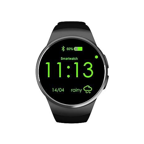 ZGYYDY Smart Watch Passometer Monitor Frecuencia cardíaca ...