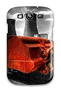 For Galaxy S3 Tpu Phone Case Cover(photography Hdr)