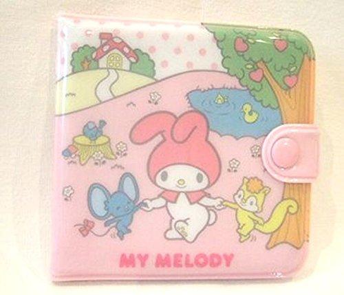 My Melody vinyl wallet