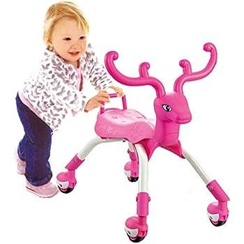 Amazon.com: Paseo en juguetes de niños Coche Roller Scooter ...