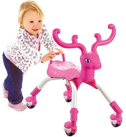 Ride on Toys Toddlers Car Roller Scooter - Riding Tricycle with Wheels Balance Trainer Bike for Amazon.com :
