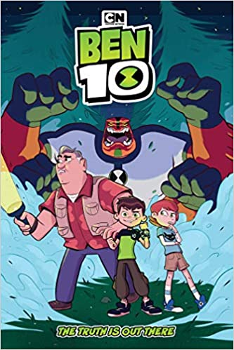 Amazon.com: Ben 10 Original Graphic Novel: The Truth is Out There (9781684153190): C.B. Lee, Lidan Chen: Books