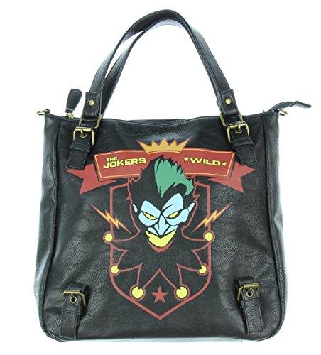DC Comics Bombshells Harley Quinn Jokers Wild Bag