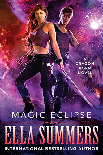 Magic Eclipse (Dragon Born Shadow World Book 1) by [Summers, Ella]