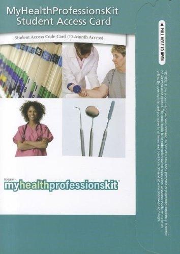 MyHealthProfessionsKit -- Standalone Access Card