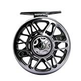 ANGRYFISH Fly Fishing Reel with CNC-machined Aluminum Alloy Body 3/4, 5/6, 7/8, 9/10