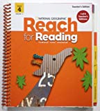 Reach for Reading Grade 1 Teachers Edition Unit 4, National Geographic Learning, National Geographic Learning, 0736296395