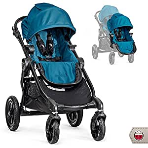 Baby Jogger 2014 City Select Stroller WITH Second Seat (Teal)