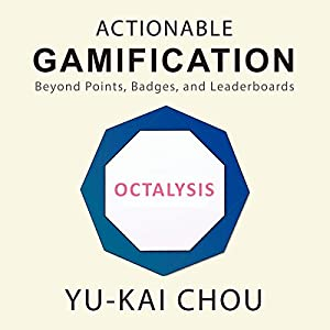 Actionable Gamification Audiobook