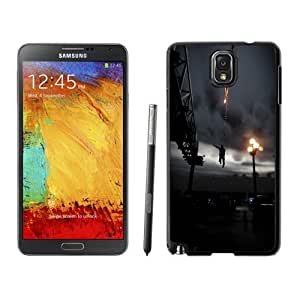 NEW Custom Designed For SamSung Note 2 Case Cover Phone With Infamous Smoke Ability Jump City_Black Phone