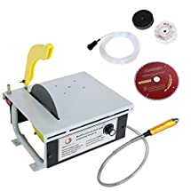 BEAMNOVA Multi-function Electric Table Saw, Engraver Drilling/milling Engraving Tool, Flexible Shaft Grinder, for Engraving Wood, Metal, Glass, Plates, Tools, Art, Engraved Gifts