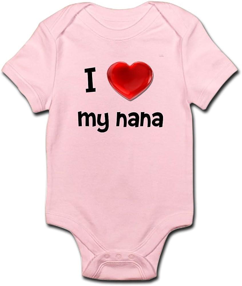 Baby Romper I Love My Nana So Very Much