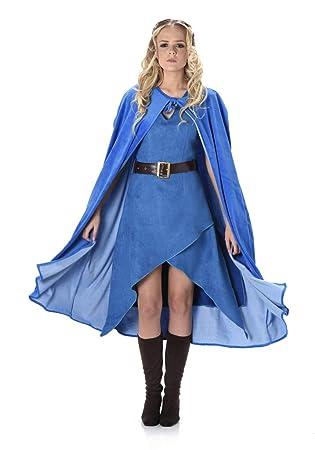 Game of Thrones Renaissance Medieval Warrior Adult Cloak Costume