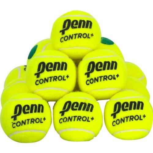 PENN CONTROL+ FELT 72-CASE PACK KIDS TENNIS BALLS 72 PACK - 72 Tennis Balls