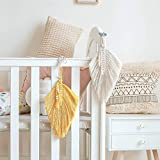2 Pcs Macrame Wall Hanging Feather Boho Chic Woven