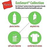 Hanes Men's EcoSmart Sweatshirt, Light Steel, 5XL