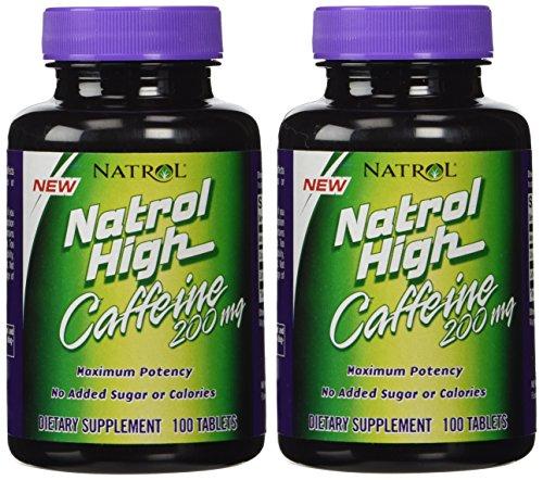 Natrol incl Laci Beau Caffeine