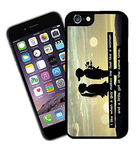 Des citations et mots inspirants - 004–Étui pour téléphone de ce modèle-Housse pour Apple iPhone 6 plus (Pas de 6)-By Eclipse idées cadeaux