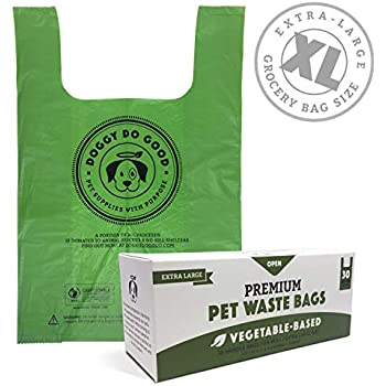 Amazon.com : GreenNPack Extra Large Dog Waste Bags, 100 ...