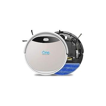 E. ZICOM One Aqua 210 Robot aspirador limpiador híbrido: Amazon.es ...