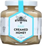 Stubbees Raw Creamed Honey, 9 oz