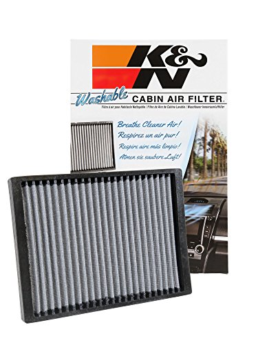 K&N Engineering VF1012 Cabin Air Filter