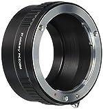 Fotasy EMPK Fotasy Pentax PK Lens to Canon EOS-M Mirrorless Digital Camera M1 M2 M3 Adapter (Black)
