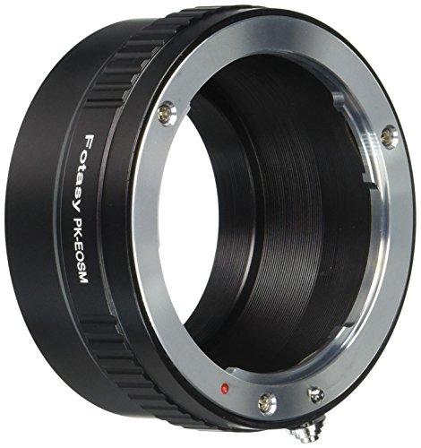 Fotasy EMPK Fotasy Pentax PK Lens to Canon EOS-M Mirrorless