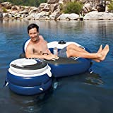 "Intex River Run Connect Cooler, Inflatable Floating Cooler, 22.5"" Diameter"