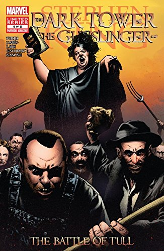 Dark Tower: The Gunslinger - The Battle of Tull #4 (of 5)