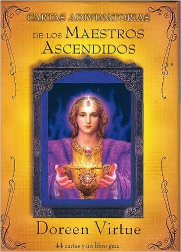 CARTAS ADIVINITARIAS DE LOS MAESTROS ASCENDIDOS: Amazon.es ...
