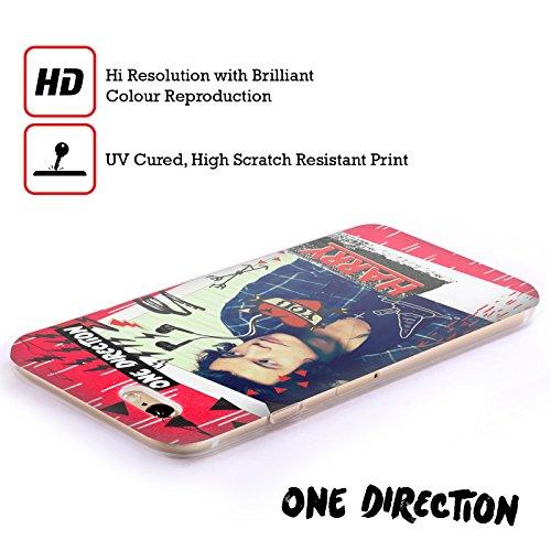 Officiel One Direction Harry Styles Instantané Souvenirs De Minuit Étui Coque en Gel molle pour Apple iPhone 7 Plus / 8 Plus