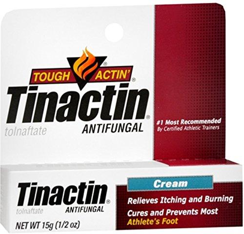 Tinactin Antifungal Cream 0.50 oz (Pack of 2)